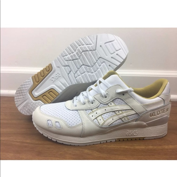 asics gel lyte 3 metallic